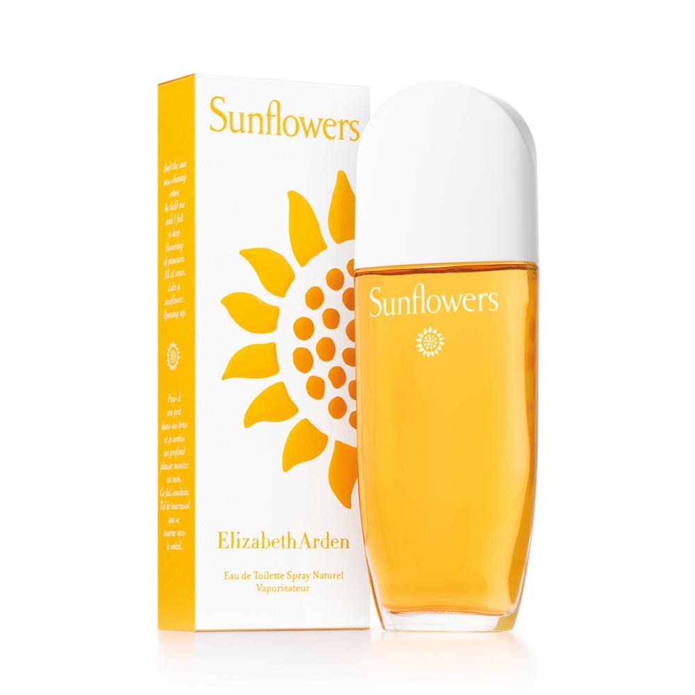Elizabeth Arden Sunflowers Eau De Toilette W15