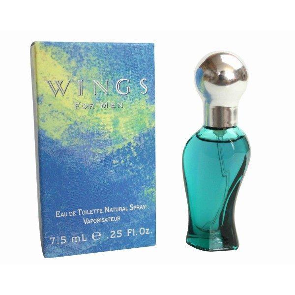 Giorgio Beverly Hills Wings Men Eau De Toilette 7.5ml Spray