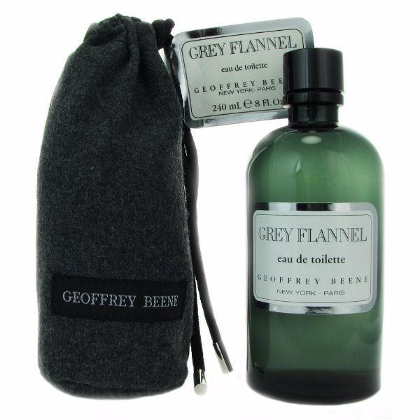 Geoffrey Beene Grey Flannel Eau De Toilette 240ml (No Spray)