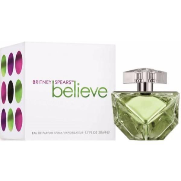 Britney Spears Believe Eau De Parfum 50ml