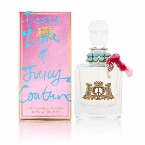 Juicy Couture Peace, Love And Eau De Parfum 100ml