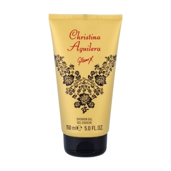 Christina Aguilera Glam X Shower Gel 150ml