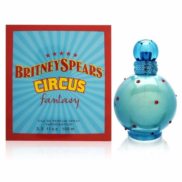 Britney Spears Circus Fantasy Eau De Parfum 100ml oμορφια   αρώματα   αρώματα γυναικεία