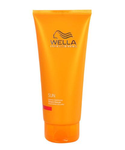 Wella Sun Conditioner 200ml (Sun Damaged Hair)