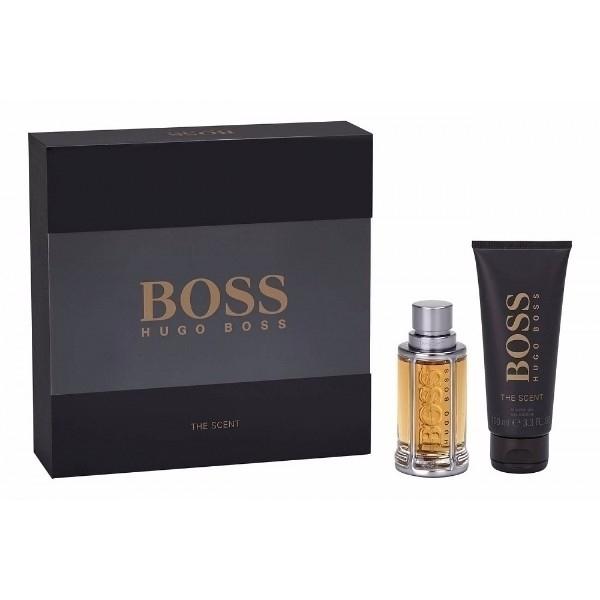 Hugo Boss Boss The Scent Eau De Toilette 50ml Combo: Edt 50ml + 100ml Shower Gel