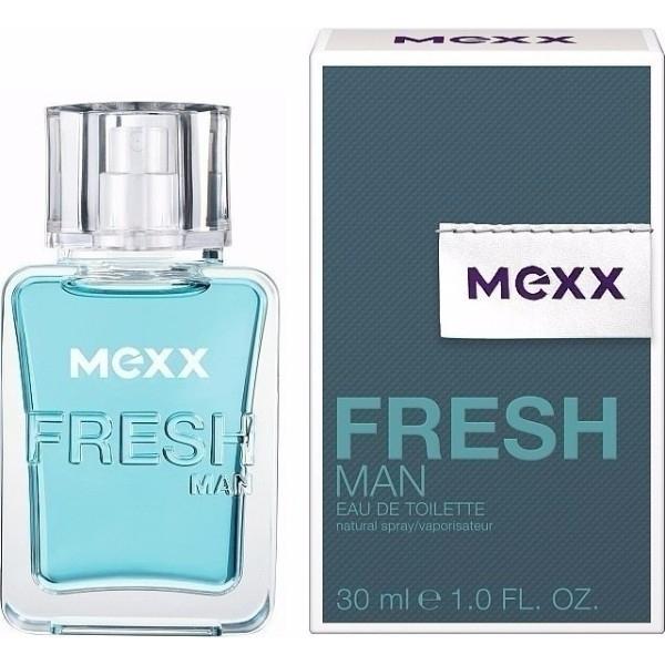 Mexx Fresh Man Eau De Toilette 30ml oμορφια   αρώματα   αρώματα ανδρικά