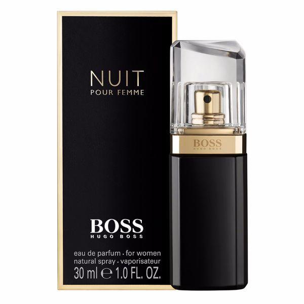 Hugo Boss Boss Nuit Pour Femme Eau De Parfum 30ml oμορφια   αρώματα   αρώματα γυναικεία