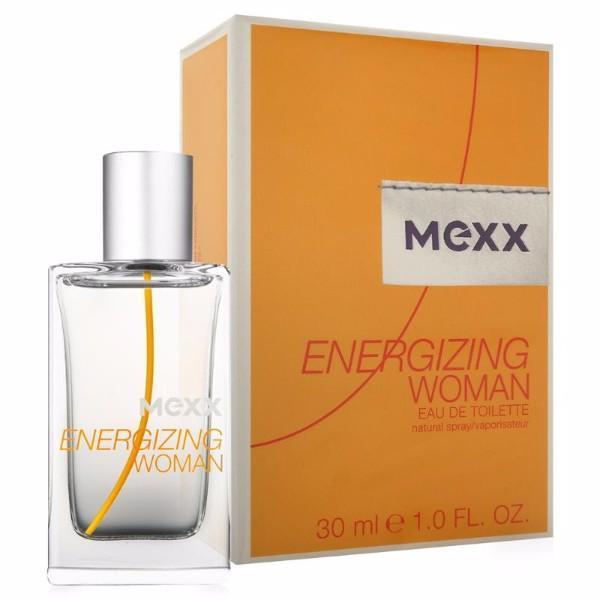 Mexx Energizing Woman Eau De Toilette 30ml oμορφια   αρώματα   αρώματα γυναικεία