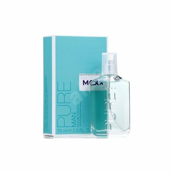 Mexx Pure Man Eau De Toilette 75ml oμορφια   αρώματα   αρώματα ανδρικά