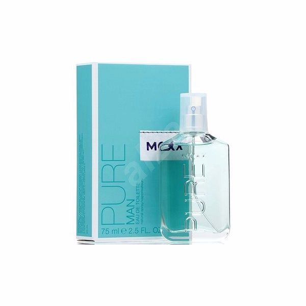 Mexx Pure Man Eau De Toilette 75ml