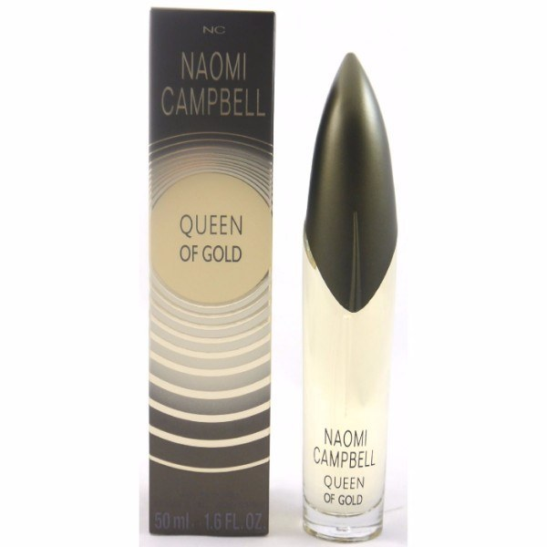 Naomi Campbell Queen Of Gold Eau De Toilette 50ml oμορφια   αρώματα   αρώματα γυναικεία