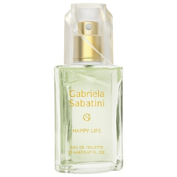 Gabriela Sabatini Happy Life Eau De Toilette 20Ml