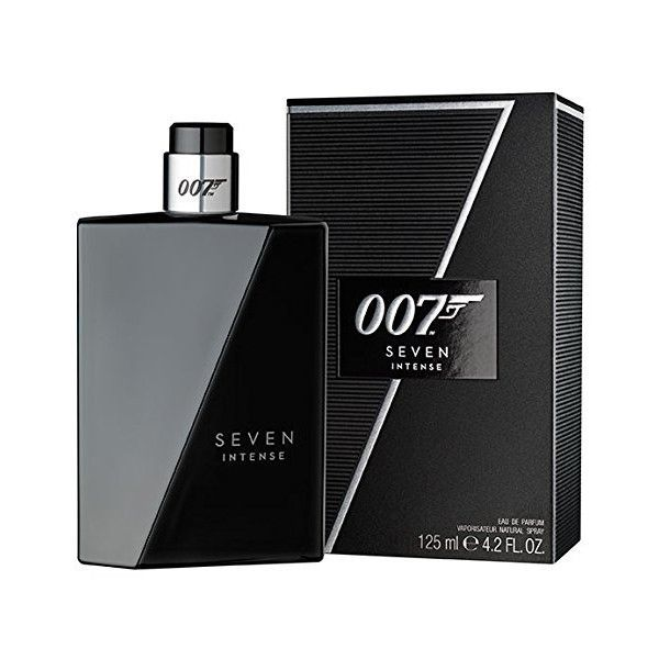 James Bond Seven Intense Eau De Parfum 125ml