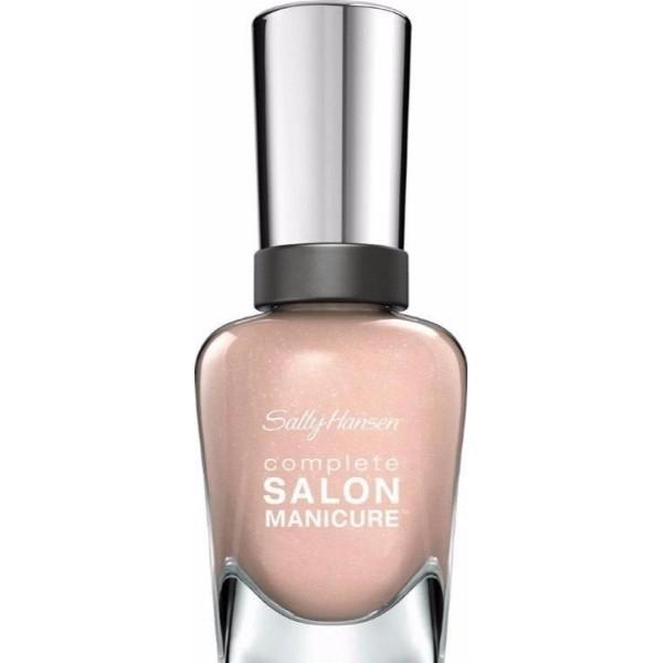 Sally Hansen Complete Salon Manicure Nail Polish 14,7ml 210 Naked Ambition