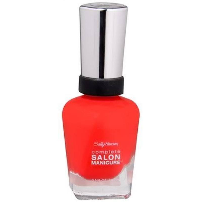 Sally Hansen Complete Salon Manicure Nail Polish 14,7ml 550 All Fired Up