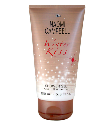 Naomi Campbell Winter Kiss Shower Gel 150ml