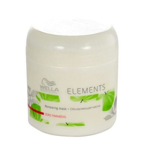 Wella Elements Hair Mask 150ml (Damaged Hair)