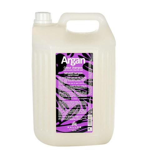 Kallos Argan Colour Shampoo 5000ml oμορφια   μαλλιά   φροντίδα μαλλιών   σαμπουάν