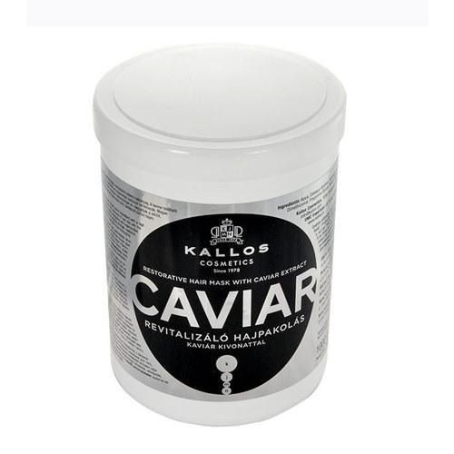 Kallos Caviar Restorative Hair Mask 1000ml oμορφια   μαλλιά   αναδόμηση μαλλιών   μάσκες μαλλιών