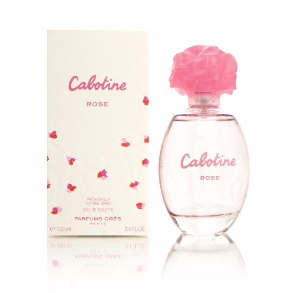 Gres Cabotine Rose Eau De Toilette 100ml