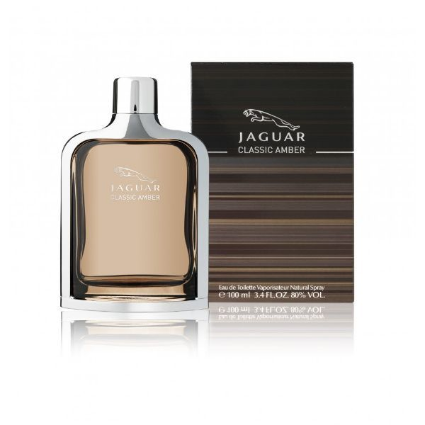 Jaguar Classic Amber Eau De Toilette 100ml