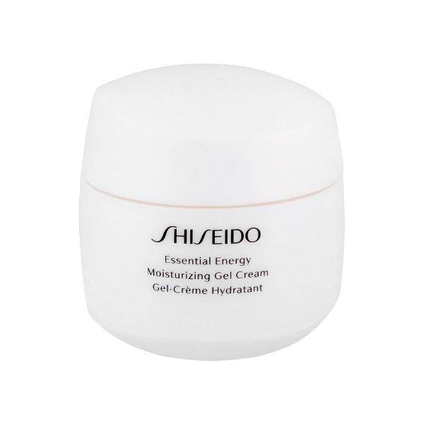 Shiseido Essential Energy Moisturizing Gel Cream Facial Gel 50ml (All Skin Types - For All Ages)
