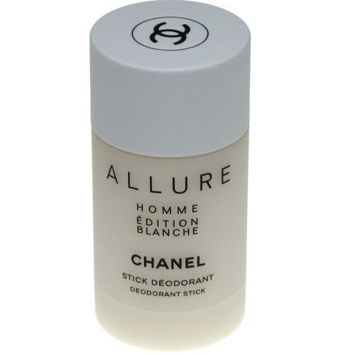 Chanel Allure Homme Edition Blanche Deodorant 75ml Aluminum Free (Deostick)