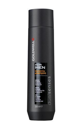 Goldwell Dualsenses For Men Thickening Shampoo 300ml (Fine Hair)