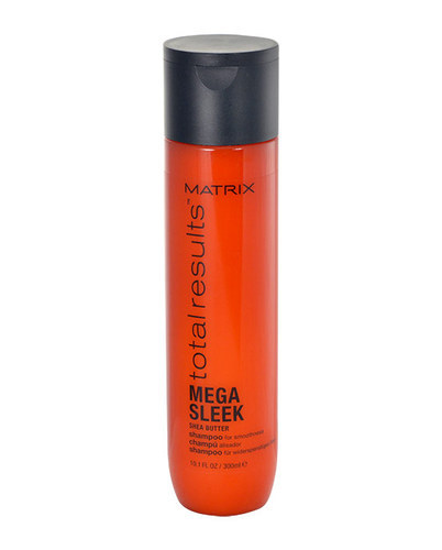 Matrix Total Results Mega Sleek Shea Butter Shampoo 300ml Smoothing Hair