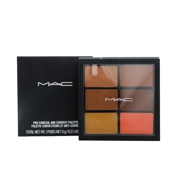 Mac Pro Conceal And Correct Palette Dark 6gr