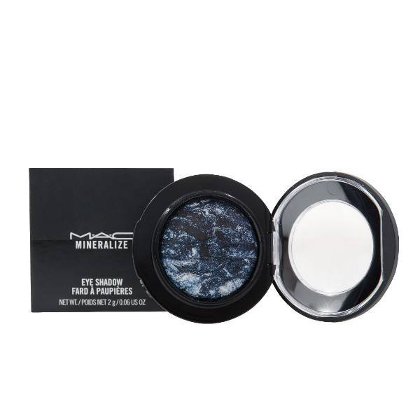 Mac Mineralize Eyeshadow Blue Flame 2gr