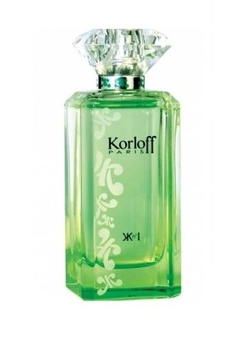 Korloff Paris N° I Green Diamond Eau De Toilette 88ml