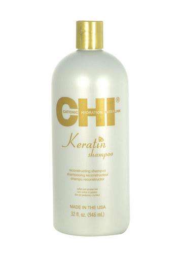 Farouk Systems Chi Keratin Shampoo 946ml (Damaged Hair) oμορφια   μαλλιά   φροντίδα μαλλιών   σαμπουάν