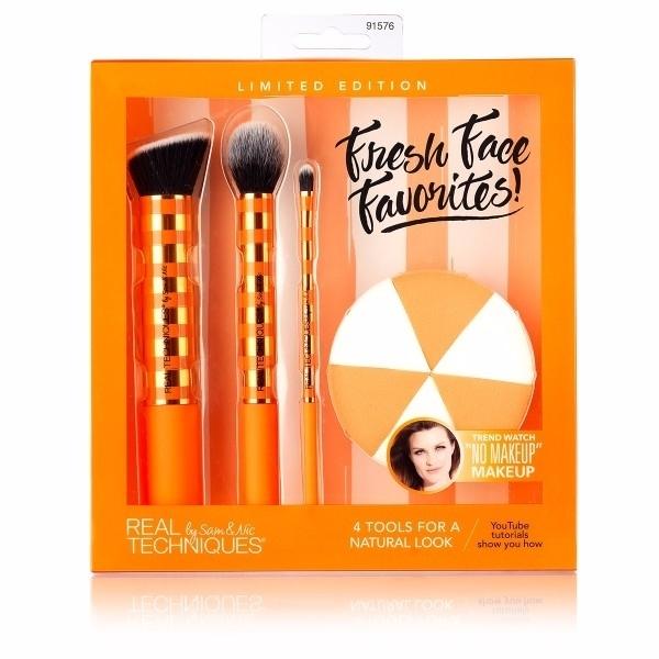 Real Techniques Fresh Face Favorites! Brush Kit oμορφια   μακιγιάζ   μακιγιάζ προσώπου   σετ μακιγιάζ