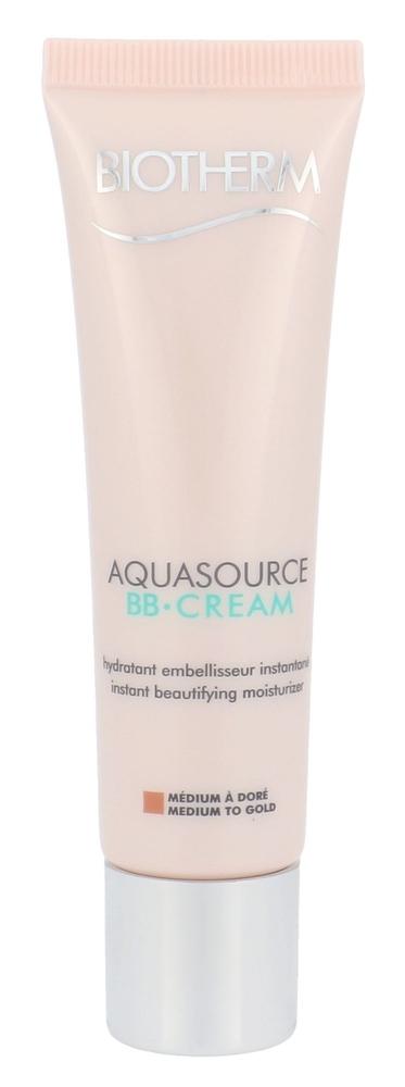 Biotherm Aquasource BB Cream 30ml Medium To Gold Tester