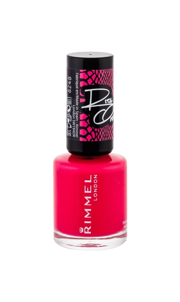 Rimmel London 60 Seconds By Rita Ora Nail Polish 8ml 324 Fashion Heaven