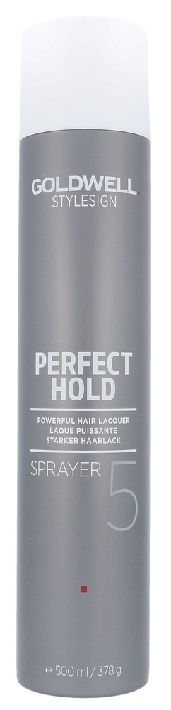 Goldwell Style Sign Perfect Hold Hair Spray 500ml Sprayer (Extra Strong Fixation oμορφια   μαλλιά   styling μαλλιών   λακ   spray μαλλιών