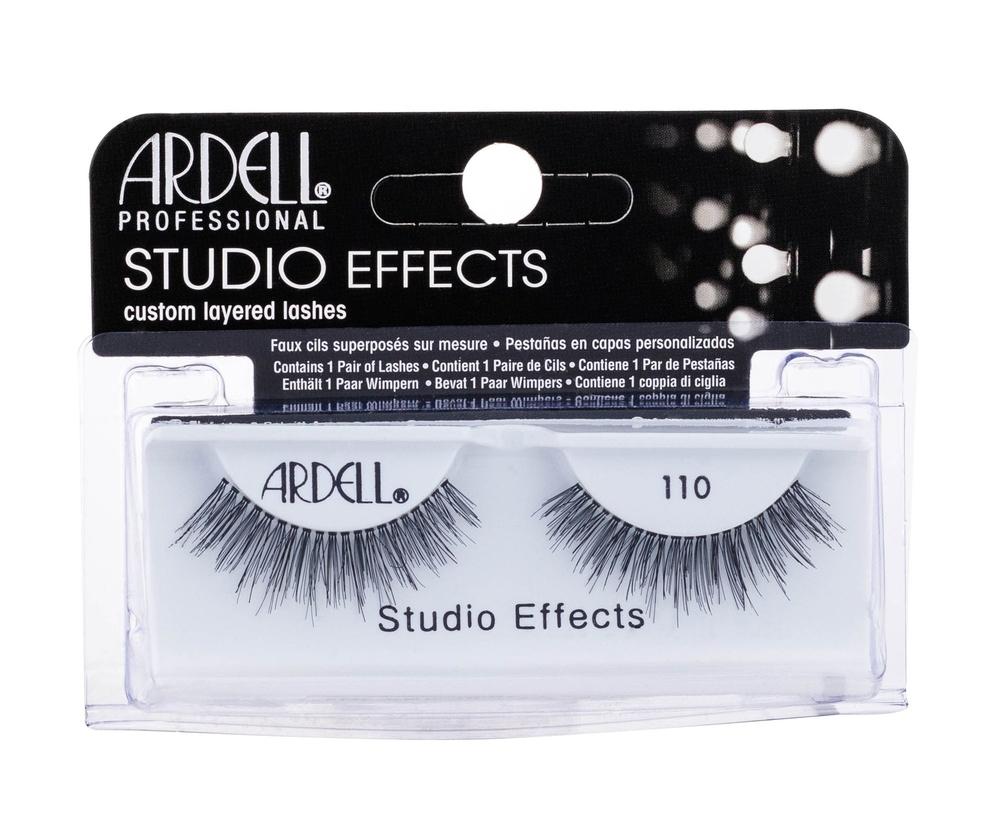 Ardell Studio Effects 110 False Eyelashes 1pc Black oμορφια   μακιγιάζ   μακιγιάζ προσώπου   αξεσουάρ μακιγιάζ