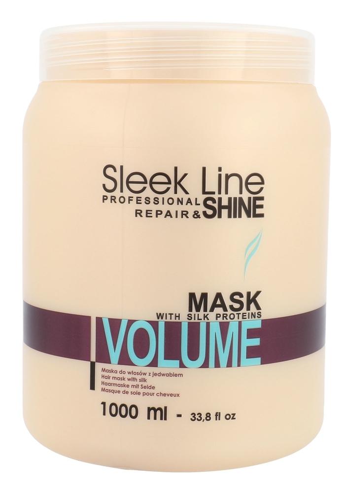 Stapiz Sleek Line Volume Hair Mask 1000ml (Fine Hair - Dry Hair)