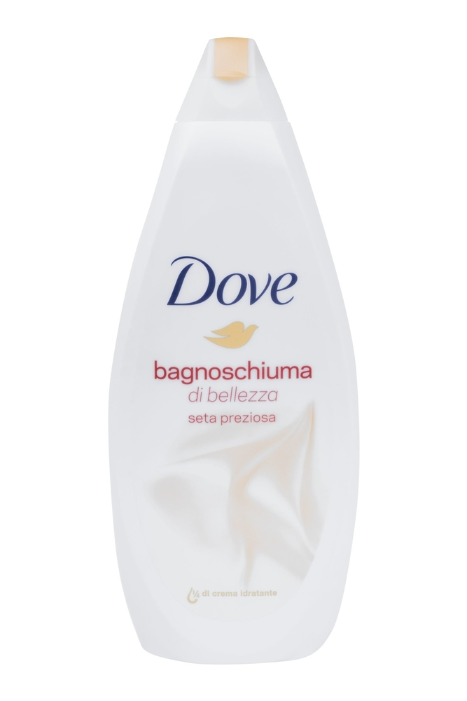 Dove Silk Glow Bath Foam 700ml