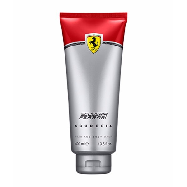 Ferrari Scuderia Shower Gel 400ml oμορφια   σώμα   aφρόλουτρα