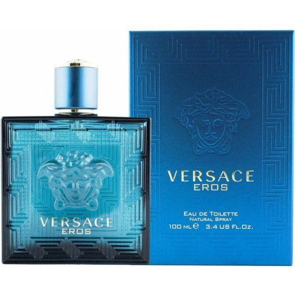 Versace Eros Eau De Toilette 100ml