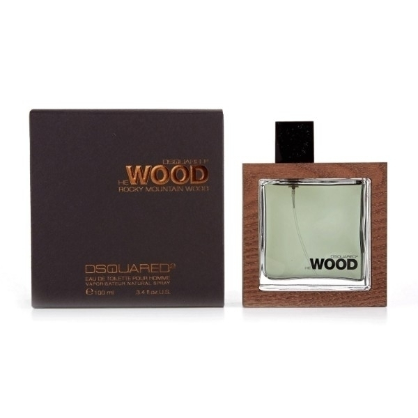 Dsquared2 He Wood Rocky Mountain Wood Eau De Toilette 50ml