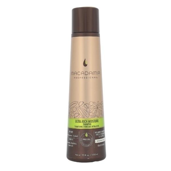 Macadamia Professional Ultra Rich Moisture Shampoo 300ml (Coarse Hair - Curly Hair)