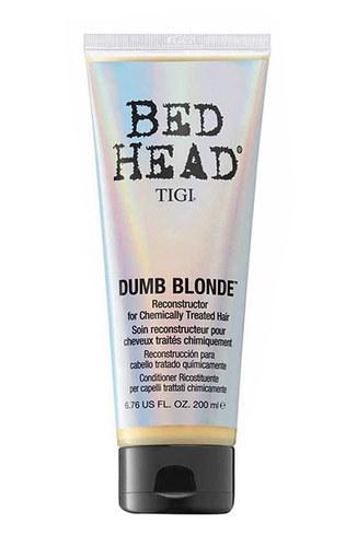 Tigi Bed Head Dumb Blonde Conditioner 200ml (Blonde Hair - Damaged Hair)