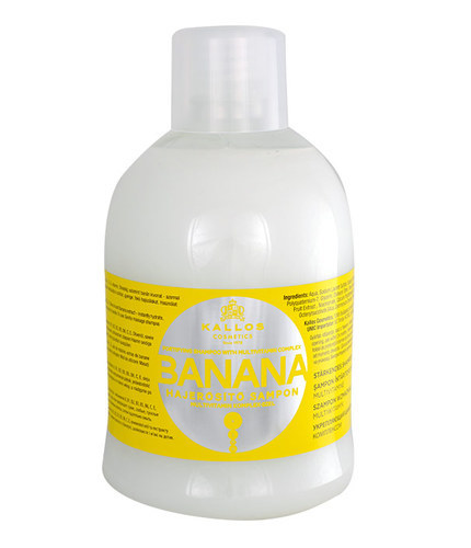 Kallos Banana Fortifying Shampoo 1000ml