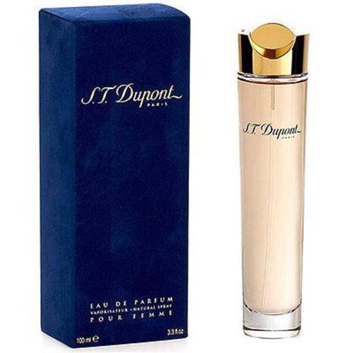 S.t. Dupont Pour Femme Eau De Parfum 100ml