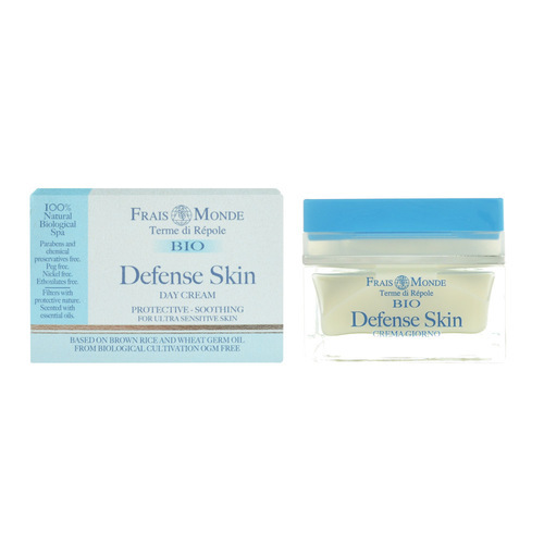 Frais Monde Defense Skin Day Cream 50ml (Bio Natural Product - All Skin Types -  oμορφια   πρόσωπο   κρέμες προσώπου