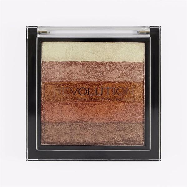 Make Up Revolution London Shimmer Brick 7gr Rose Gold