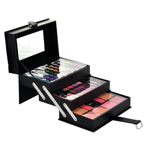 Makeup Trading Beauty Case Makeup Palette 110,6gr Combo: Complet Make Up Palette oμορφια   μακιγιάζ   μακιγιάζ προσώπου   make up